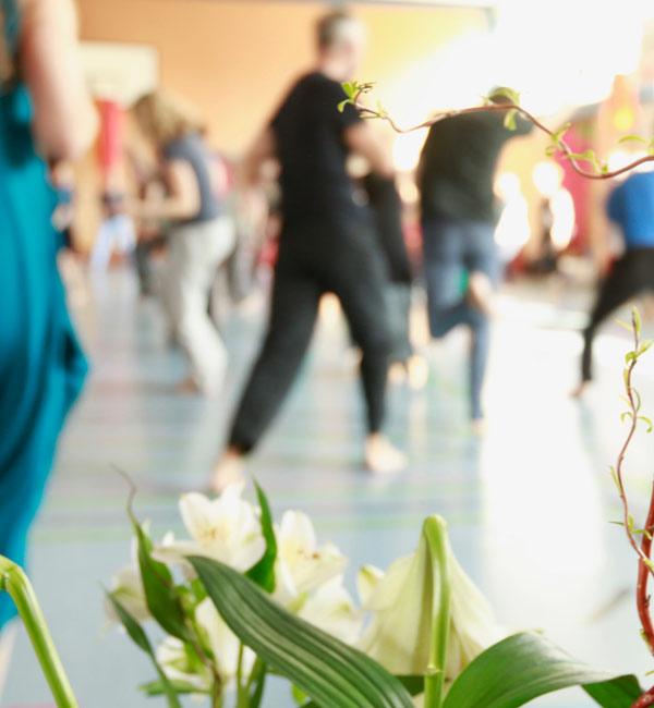 Conscious Dance beim Dance Tribe Munich