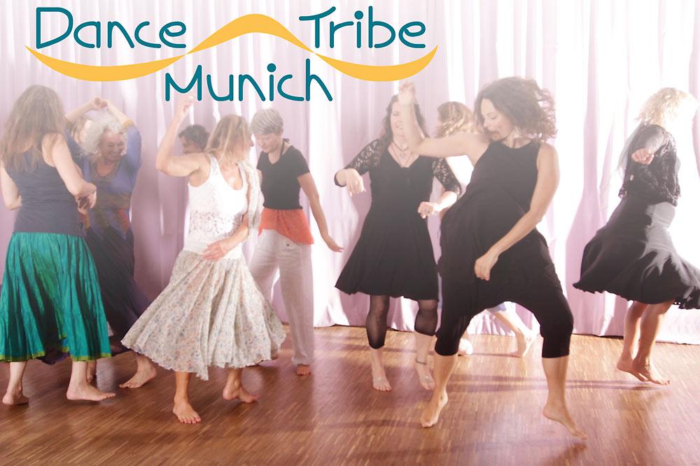 Dance Tribe Munich 5Rhythmen Übungsabend München