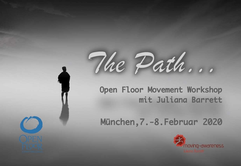 Open Floor Workshop 'The Path'
