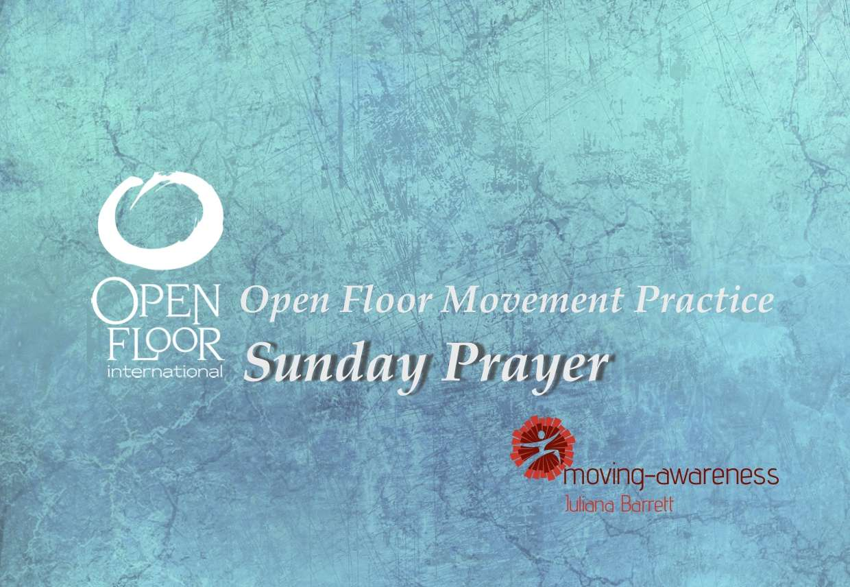 Open Floor Sunday Prayer im Gewölbesaal