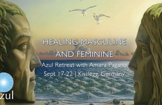 Healing Masculine and Feminine with Amara Pagano